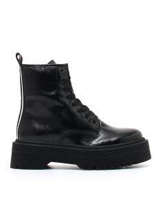 BOOT BLACK BLACK