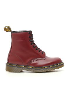 SMOOTH CHERRY RED DR. MARTENS