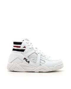 CAGE GORE TC MID WMN WHITE NAVY RED