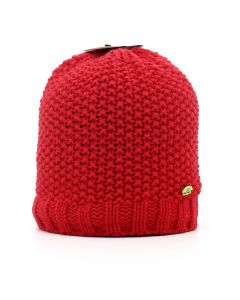 SIMPLY JAM WOOL BEANIE RED 021 RED 021