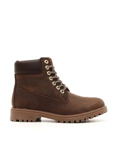 ANKLE BOOT CRAZY HORSE COTTO/DK BROWN RIVER COTTO BROWN