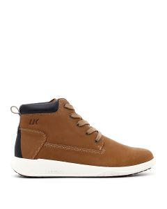 ANKLE BOOT YELLOW/DK BROWN YELLOW/DK BROWN