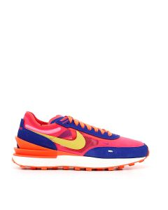NIKE WAFFLE ONE RACER BLUE/BRIGHT CITRON-HYP  Multicolor